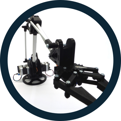 uStepper Robotic Arm